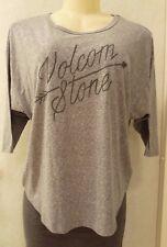 NEW VOLCOM VACA LINE UP TEE T SHIRT SMALL MEDIUM code S190