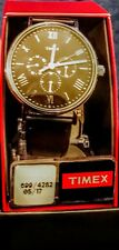 Timex Men's Southview Quartz Watch, Day, Date, 24-HR Display, WR30m