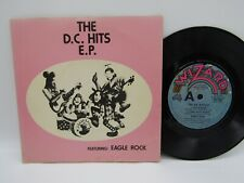 """DADDY COOL THE D.C. HITS E.P. 7"""" Vinyl Record"""