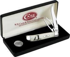 Case Cutlery XX Mini Trapper Golf Folding Pocket Knife Divot tool Gift Set 6022