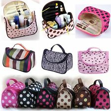 Travel Organizer Accessory Toiletry Cosmetic Makeup Holder Beauty Case Bag Pouch