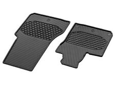2 Original Smart fortwo 453 Pied All Weather Rubber Mats Rubber Mat Set