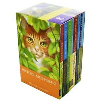 Michael Morpurgo 8 Books Series 2 Young Adult Collection Paperback Box Set