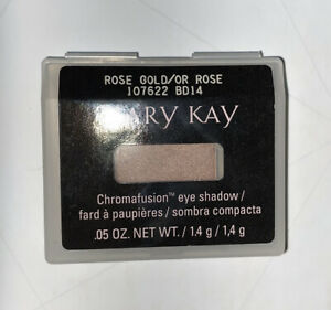 Mary Kay Chromafusion ROSE GOLD Shimmer Eye Shadow New