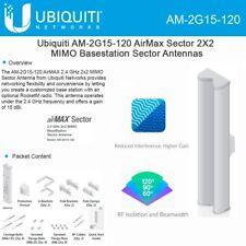 Ubiquiti AM-2G15-120 AirMax Sector Antenna.