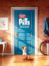 The Secret Life of Pets (DVD,2016) Comedy, Animation, Brand New, Ships from USA!