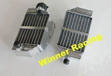 aluminum radiator for KTM 50 SX / 50 SXS / 50 SX Mini  2012-2018 12 13 14 15 16