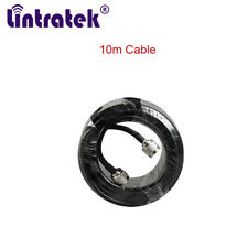 50ohm Coaxial Cable N Male-N Male Connector 10 Meters Cable for Cellular Booster