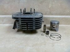 Yamaha 250 DT ENDURO DT250-D Original Engine Cylinder Piston Kit 1977 #YB21 VTG