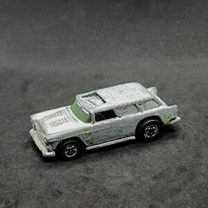 Alive 55 Super Chromes Hot Wheels Die-Cast Vintage Vehicle 1977 Mattel