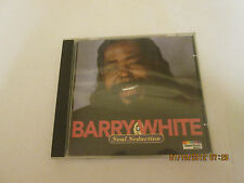 BARRY WHITE SOUL SEDUCTION   CD