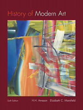 History of Modern Art by Elizabeth C. Mansfield, H. H. Arnason , softcover 6th