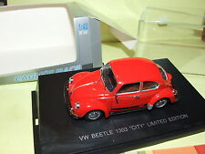 VW COCCINELLE 1303 CITY UNIVERSAL HOBBIES 1:43
