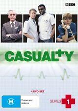 Casualty; Season 1 (DVD, 2008, 4-Disc Set) BRAND NEW ... R 4