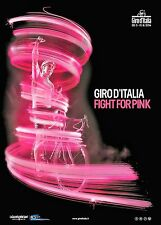 GIRO D'ITALIA 2014 OFFICIAL POSTER  GAZETTA DELLO SPORT BIG START BELFAST