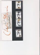1982 ROYAL MAIL PRESENTATION PACK CHARLES DARWIN CENTENARY MINT DECIMAL STAMPS