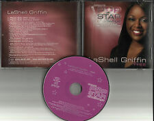 LASHELL GRIFFIN Free w/ 2 RARE EDITS PROMO DJ CD single Jennifer Paige written