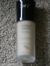 NO7 INTELLIGENT BALANCE FOUNDATION 25 VANILLA 30ML NEW