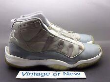 Nike Air Jordan XI 11 Cool Grey Retro 2010 sz 8.5