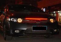2PCS DIY 12 LED Waterproof 30cm 5050 SMD LED Strip Light Flexible 12V Car Decor