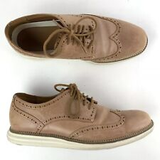 Cole Haan Grand.Os Wingtips Men's 8.5 M C24931 Leather Oxford Shoes