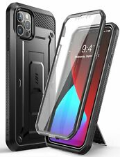 iPhone 12 PRO MAX Case 6.7 Inch SUPCASE UBPro Screen Protect Kickstand Belt Clip