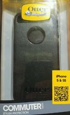 Otter Box Commuter iphone 5/5s black