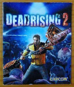 Manual Instructions Dead Rising 2 PLAYSTATION 3