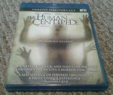 The Human Centipede ~ Blu Ray 2010 ~ Ex/Ex