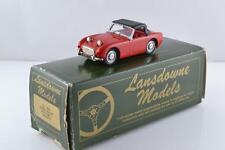 LANSDOWNE MODELS LD1 AUSTIN HEALEY SPRITE MKI FROGEYE 1958 1:43 MIB UK FREEPOST