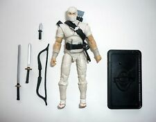 GI JOE STORM SHADOW 25th Anniversary Action Figure COMPLETE 3 3/4 C9+ v21 2007