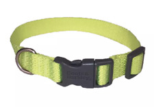 Basic Signature Weave Dog Collar - Neon - Boots & Barkley™ XL