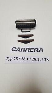 CARRERA Scherfolie +Klingenblöcke Typ 28