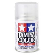 Tamiya Spray Vernice acrilica Ts-79 trasparente opaco Contenitore 100 ml 85079