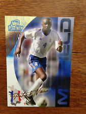2003 Futera World Football Soccer Card- France PATRICK VIEIRA Mint
