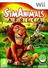 Wii & Wii U - SimAnimals Africa **New & Sealed** Official UK Stock