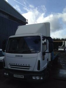 CAB CAP AND SIDES FROM 2008 FROM 2008 IVECO 75E18