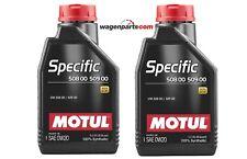 Aceite Motor Motul SPECIFIC VW 508.00 509.00 0W20  ACEA A1/B1 pack 2 litros