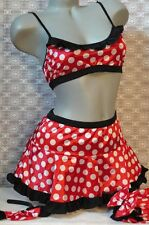 Crossdress for Men 6 Piece Minnie Mouse Set Sissy Pouch Panty Costume Lg