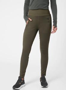 Athleta Peak Hybrid Fleece Tight in Peat NWT $108 M Medium