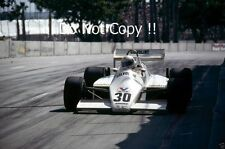 Alan Jones Arrows A6 USA West Grand Prix 1983 Photograph