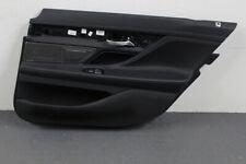 BMW 7er G12 Türverkleidung 7448360 hinten rechts Türpappe Leder Harman & Kardon