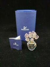 """Swarovski """"A Dozen Pink Roses"""" (628343) From the In The Secret Garden Collection"""