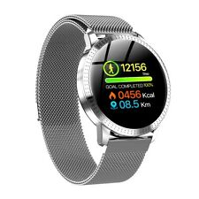 Smart Watch Men Sports Digital Wrist Watch LED IP67 3D Pedometer Calories Mesh
