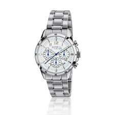 Orologio Breil Tribe Circuito Collection Chronograph quadrante silver Ref.EW0253