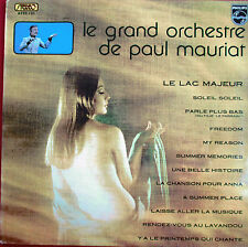 """PAUL MAURIAT - LP """"LE LAC MAJEUR"""""""