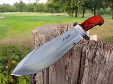 Bullson estados unidos cuchillo cuchillo de caza Knife busch cuchillo machete machette macete rojo