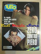 Rivista TUTTO MUSICA  12/1994 Renato Zero Piero Pelu' Sting Cult Pearl Jam NO cd