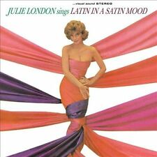 Latin in a Satin Mood by Julie London (Vinyl, Jun-2013, Wax Time)