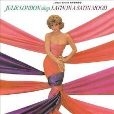 Latin in a Satin Mood by Julie London (Vinyl, Jun-2013, Wax Time)